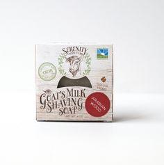Serenity Acres Farm – Goat's Milk Soap — The Dieline - Branding & Packaging Design
