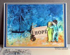 Regarder les bateaux... / Watch the ships with hope.. - Les folies de Coco...