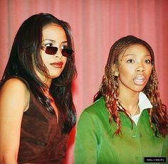 #Aaliyah @4everbrandy (1997)