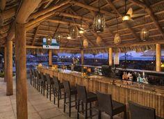 Lido Beach Resort Unveils Renovated Tiki Bar Sarasota, Florida.