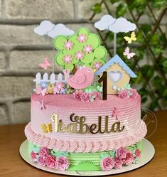 Bird Party, Sweet Cakes, Shower Cakes, Party Cakes, Cake Toppers, Birthday Cake, Sweets, Baby Shower, Babys