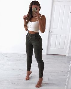 going out outfits boho Cute Casual Outfits, Girly Outfits, Mode Outfits, Skirt Outfits, Fashion Outfits, Women's Casual, Pantalon Cargo, Vetement Fashion, Teenage Outfits