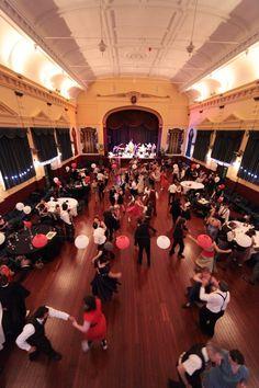 Perth Swing Dance Society