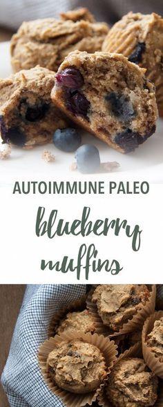 Autoimmune paleo muffins   Empowered Sustenance grain free recipes