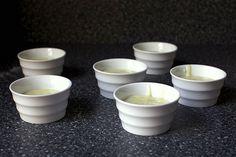 vanilla bean pudding