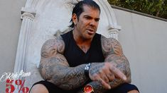 FOOD VS PROTEIN POWDERS & WEIGHT GAINERS - Rich Piana - https://www.youtube.com/watch?v=GnI64N7Uhoc