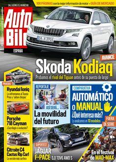 #Autobild 512. #Skoda Kodiaq. ¿Qué interesa más? ¿Automático o manual? Toyota Prius, Advanced Driving, Limo, How To Become, Comic Books, Teaching, Digital, Products, The World