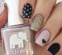 matte-nail-art