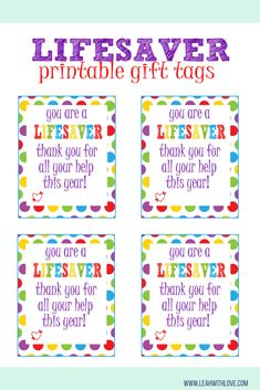 image relating to You're a Lifesaver Printable called 31 Simplest Preschool visuals within 2018 Personnel items, Preschool, Items