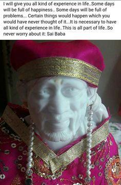 OM SAI RAM Sai Baba Pictures, God Pictures, Sai Baba Miracles, Indian Spirituality, Saints Of India, Sai Baba Quotes, Sai Baba Wallpapers, Sathya Sai Baba, Hindu Dharma