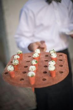Tomato Marmalade and Goat Cheese Cones | Lowndes Grove Plantation – Charleston, South Carolina | Sweetgrass Social Event and Design https://www.theknot.com/marketplace/sweetgrass-social-event-and-design-mount-pleasant-sc-618912 | Molly Joseph Photography https://www.theknot.com/marketplace/molly-joseph-photography-charleston-sc-608758 |