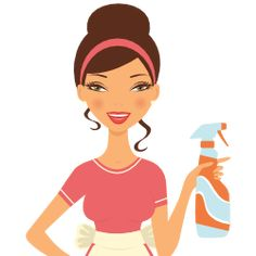 House cleaning how to's