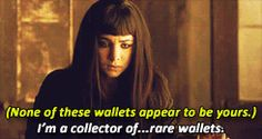 Lost Girl: Kenzi quotes