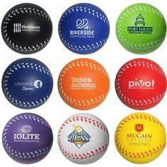 Think going to a baseball game is a fun way to spend an afternoon or evening in the summertime? Well, you're right but thanks to the Custom Baseball Stress Ball, it's also a great way to promote your company to new and potential customers! When each fan enters the stadium, have a Custom Baseball Stress Ball from Quality Logo Products waiting for them. You'll get in touch with the sporty crowd in no time and you won't have to worry about striking out with your marketing budget. You could use…