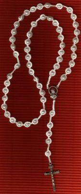 Rosario de frivolite Tatting Patterns, Crochet Patterns, Rosaries, Handmade Jewelry, Unique Jewelry, Crosses, Crochet Projects, Bubbles, Quilts