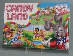 Give Kids The World Version of Candy Land  We have this !!!!   :)