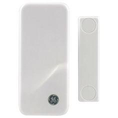 GE 45131 Wireless Alarm System (Window or Door) Top Home Security Systems, Security Tips, Security Camera, Security Solutions, Security Surveillance, Surveillance System, Wireless Alarm System, Shop Usa, Windows And Doors
