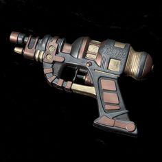 Steampunk Gun - Zombie Stomper by resuki on deviantART