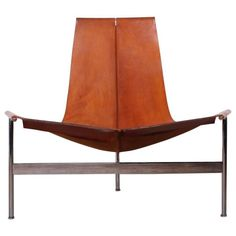 william katavolos lounge t chair for laverne 1952