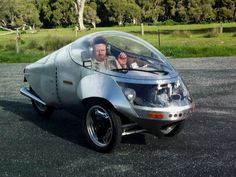 Funny Looking Cars, Powered Bicycle, Electric Tricycle, Microcar, Reverse Trike, Concept Motorcycles, Trike Motorcycle, Minis, Pedal Cars