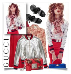 """""""Gucci 2016 Cruise Collection"""" by emavera ❤ liked on Polyvore featuring Gucci and gucci"""