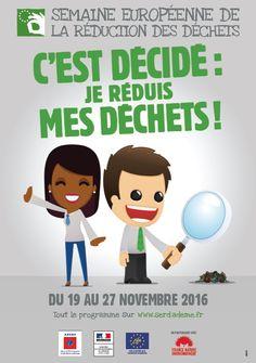 Semaine Européenne de la Réduction des Déchets 2016