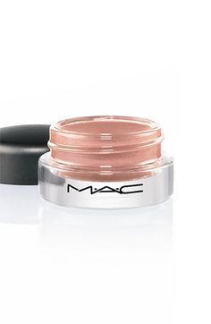 MAC paint pot in soft ochre