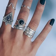 Shop Dixi UK Bohemian & Grunge Jewellery Shipping Worldwide ❤ liked on Polyvore