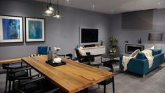 the block living rooms - Google Search