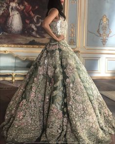 Zifaaf Bridal Couture Specializes in Custom Made Indian and Pakistani Bridal Dresses. Indian Bridal Outfits, Indian Bridal Lehenga, Indian Bridal Wear, Pakistani Wedding Dresses, Walima Dress, Bridal Sarees, Pakistani Bridal Lehenga, Wedding Lehnga, Pakistani Party Wear