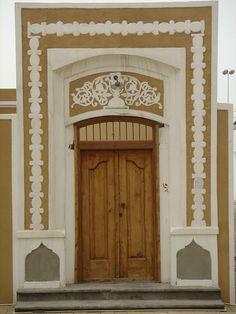 Mosque door by I Love Q8, via Flickr  Kuwait