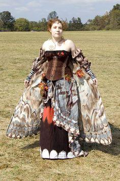 Beloved Underwing by *Juileanna on Deviantart.com Subject: Ilea's Moth faerie