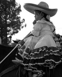 photo by Sada Crawford https://flic.kr/p/4KRewD | relaxing on sidesaddle, Fiesta, LA, May 08