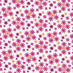 Kate Spain Cuzco Confetti Flower Fuchsia