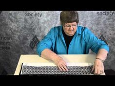 Adding a Sleeve to Your Quilt with Bonnie Browning, AQS Executive Show Director - YouTube