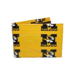 Mizzou Tigers Duct Tape Wallet