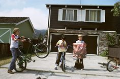 Joel Sternfeld's First Pictures - The New Yorker - California, 1977