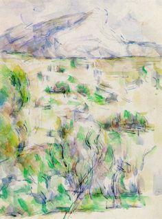 Cezanne, Mte-Ste-Victoire