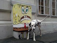 El mejor arte urbano de Febrero 2012 : Distorsion Urbana