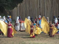 viagem medieval em terra de santa maria 2013