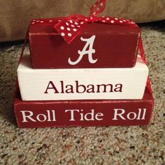 This is a 24 hand crafted University of Alabama deco mesh Roll