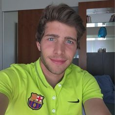 Sergi Roberto, Fc Barcelona, Champions League, Finals, Berlin, Crushes, Polo Ralph Lauren, Soccer, Everything