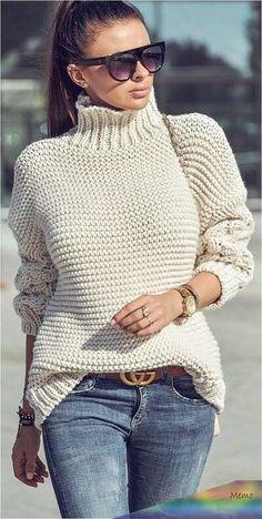 Clases de Tejido Ceci, Guadalupe, San José (2020) Crochet Pattern Free, Knitting Patterns Free, Crochet Cardigan Pattern Free Women, Crochet Patterns Free Women, Jumper Patterns, Diy Mode, Crochet Poncho, Crochet Sweaters, Women's Sweaters