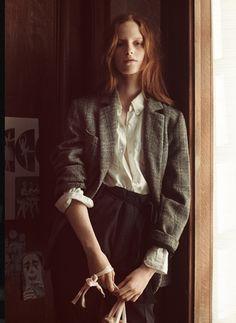 Isabel Marant Etoile Fall/Winter Fashion Show Fashion Week, Winter Fashion, Fashion Show, Fashion Outfits, Womens Fashion, Fashion Guide, Fashion Bloggers, Preppy Mode, Preppy Style