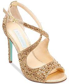 Details about  /Badgley Mischka Women/'s Andi Heeled Sandal