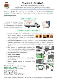Confermata l'attivazione del servizio di smaltimento rifiuti pericolosi mediante Ecocar - http://www.gussagonews.it/attivazione-servizio-smaltimento-rifiuti-pericolosi-ecocar-gussago-2014/
