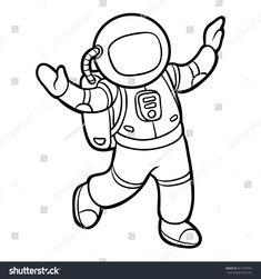 Coloring Page 2018 for Cute Astronauta Para Colorear 93 For Children with Astronauta Para Colorear, you can see Cute Astronauta Para Colorear 93 For Children with Astronauta Para Colorear and more pictures for Coloring Page 2018 at Children Coloring. Space Theme Classroom, Classroom Crafts, Preschool Crafts, Astronaut Craft, Astronaut Drawing, Space Crafts For Kids, Art For Kids, Space Coloring Pages, Coloring Books