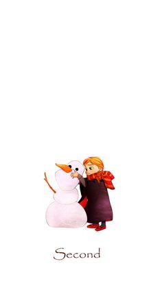 Холодное Сердце и Гарри Поттер: Анна и годы обучения в Хогвартсе