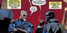 Black Mask Batman, Red Hood Jason Todd, Very Angry, Deathstroke, Inner Circle, You Draw, The Villain, Underworld, Gotham