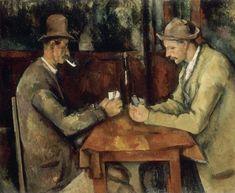 Les joueurs de cartes (I) (1890)